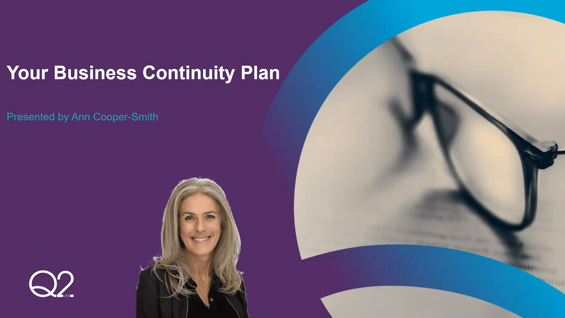 Business Continuity / Recovery Planning