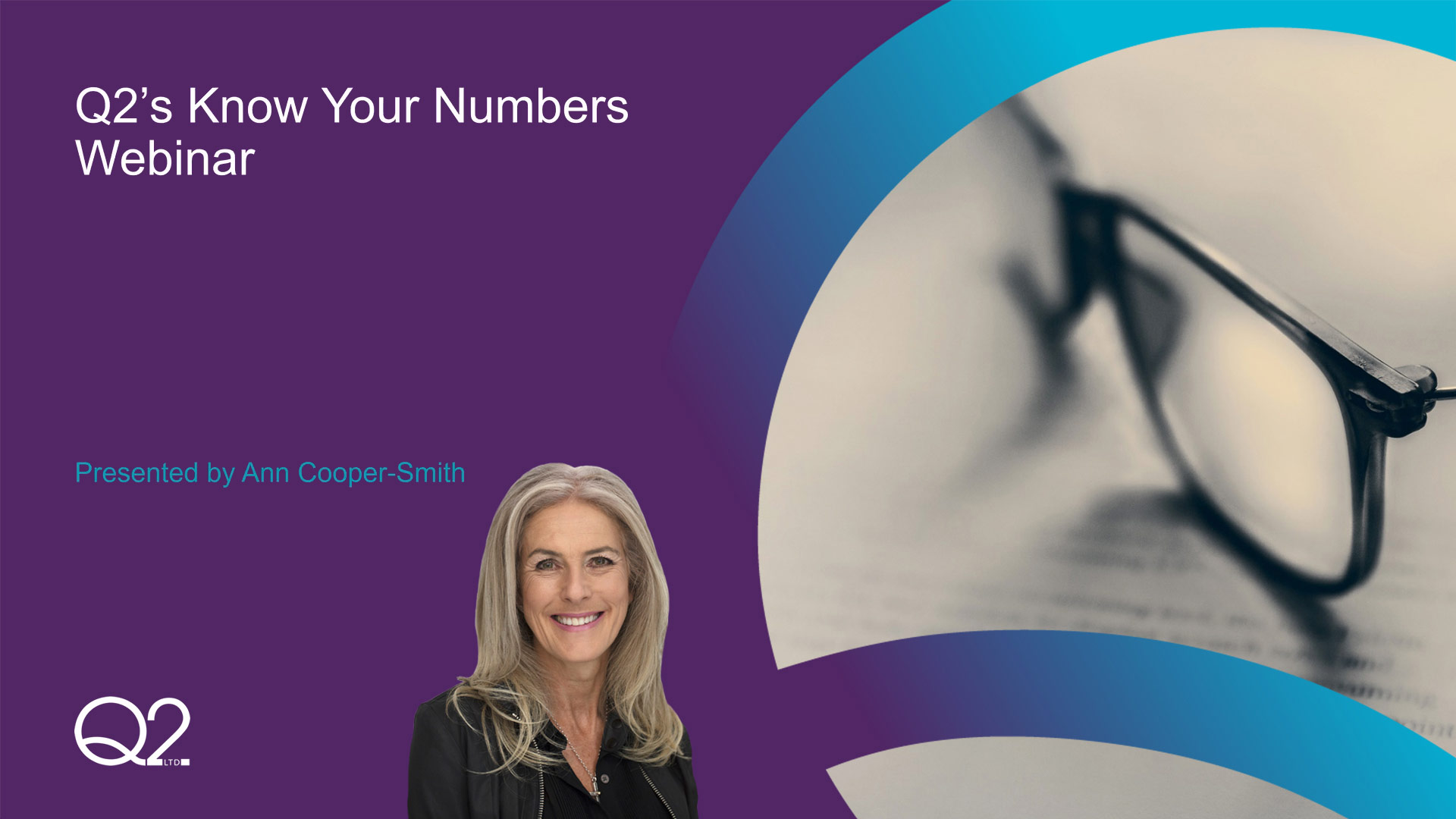 Know Your Numbers Webinar